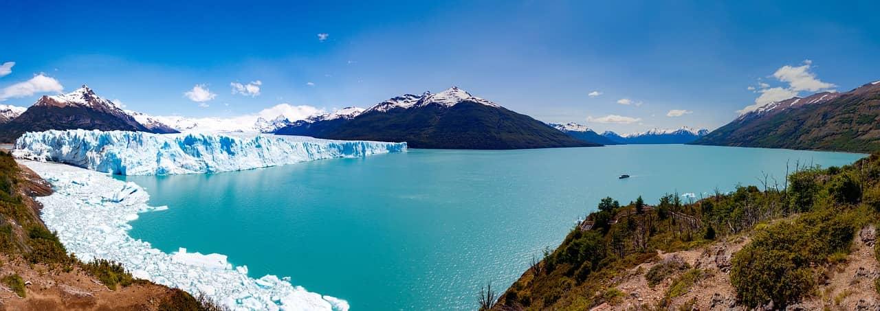 Argentina, uno de los países más grandes de América del Sur