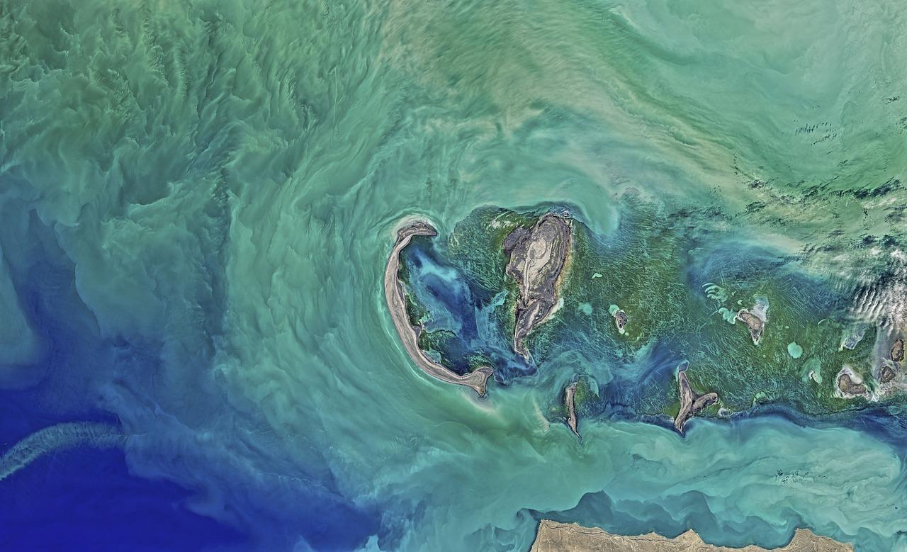 Mar Caspio, oficialmente conocido como el lago más grande del mundo