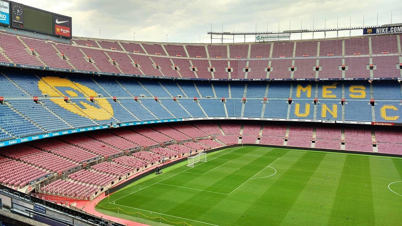 Camp Nou, el tercer estadio de fútbol más grande del mundo