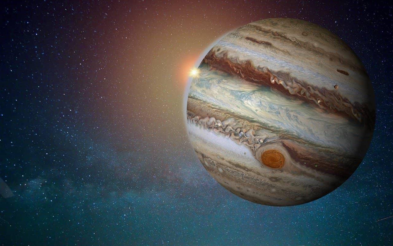 Planeta más grande del sistema solar