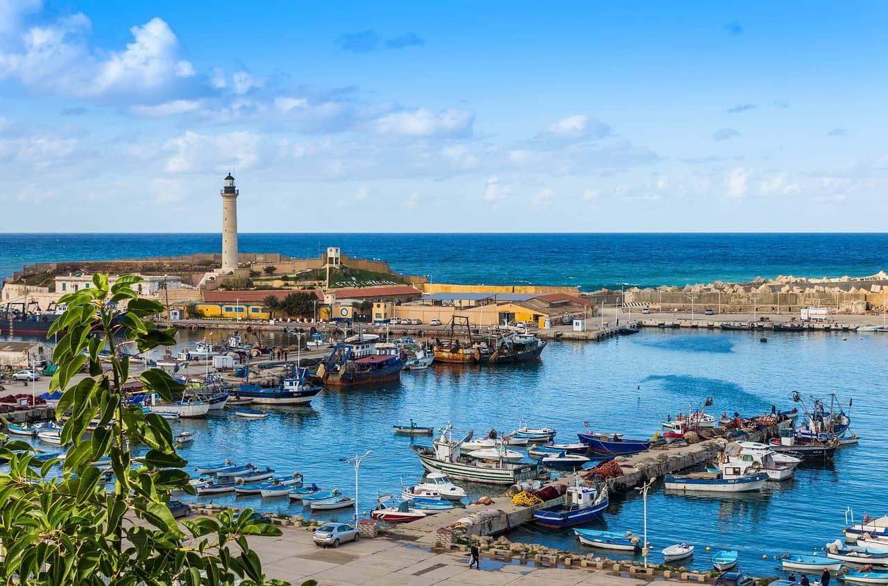 Argelia, el país más grande de África