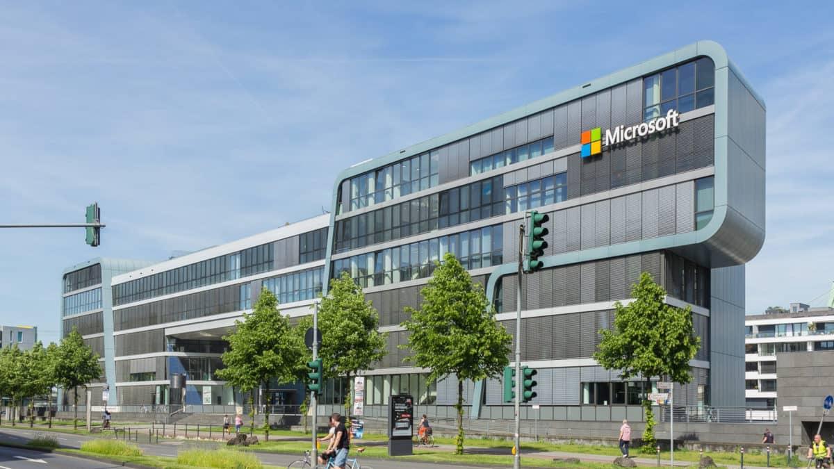 Microsoft Corp, la empresa más grande del mundo