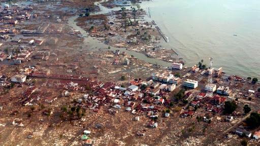 Tsunami del Océano Índico, oficialmente el más grande del mundo