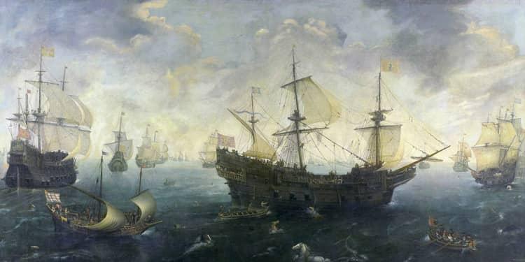 Imperio Español, el segundo más grande de la historia