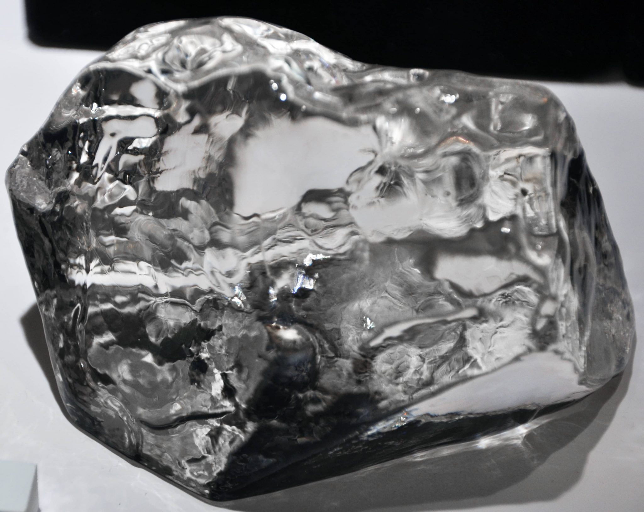Cullinan, el diamante más grande del mundo.
