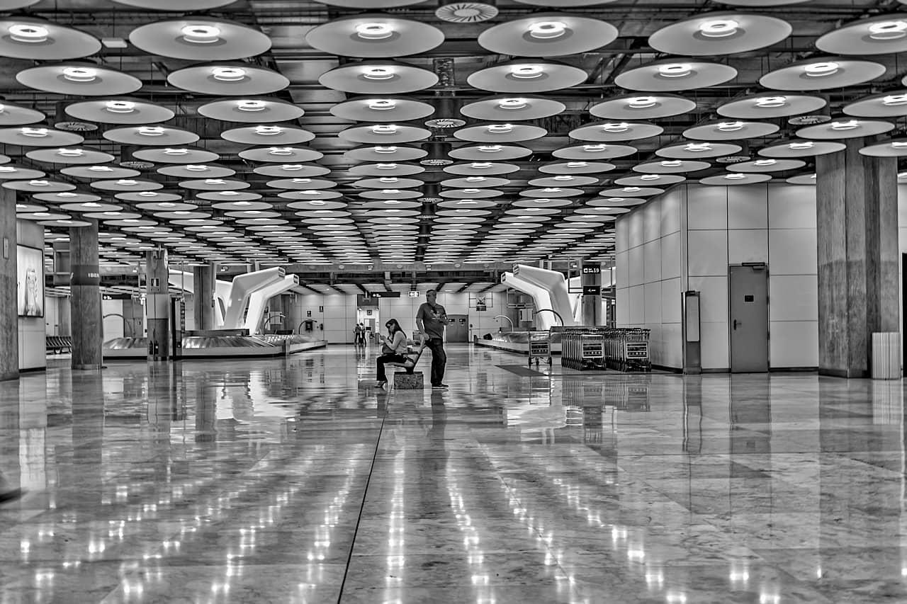 Aeropuerto Internacional Adolfo Suárez Madrid-Barajas, el más grande de España-