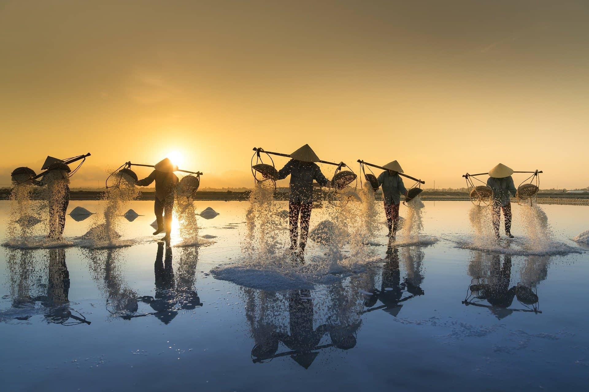 Asia, el primero en el ranking de los continentes más grandes del mundo.