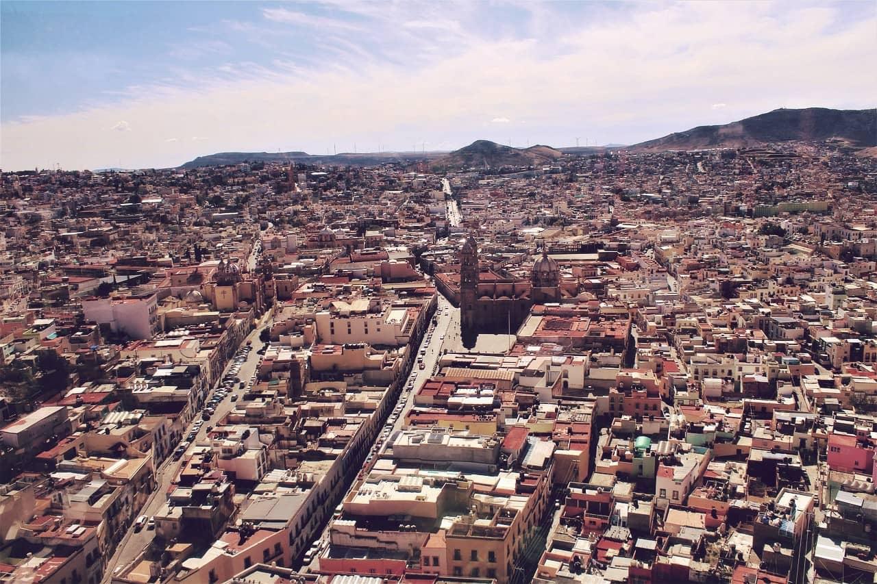 Zacatecas, uno de los estados más grandes de todo México