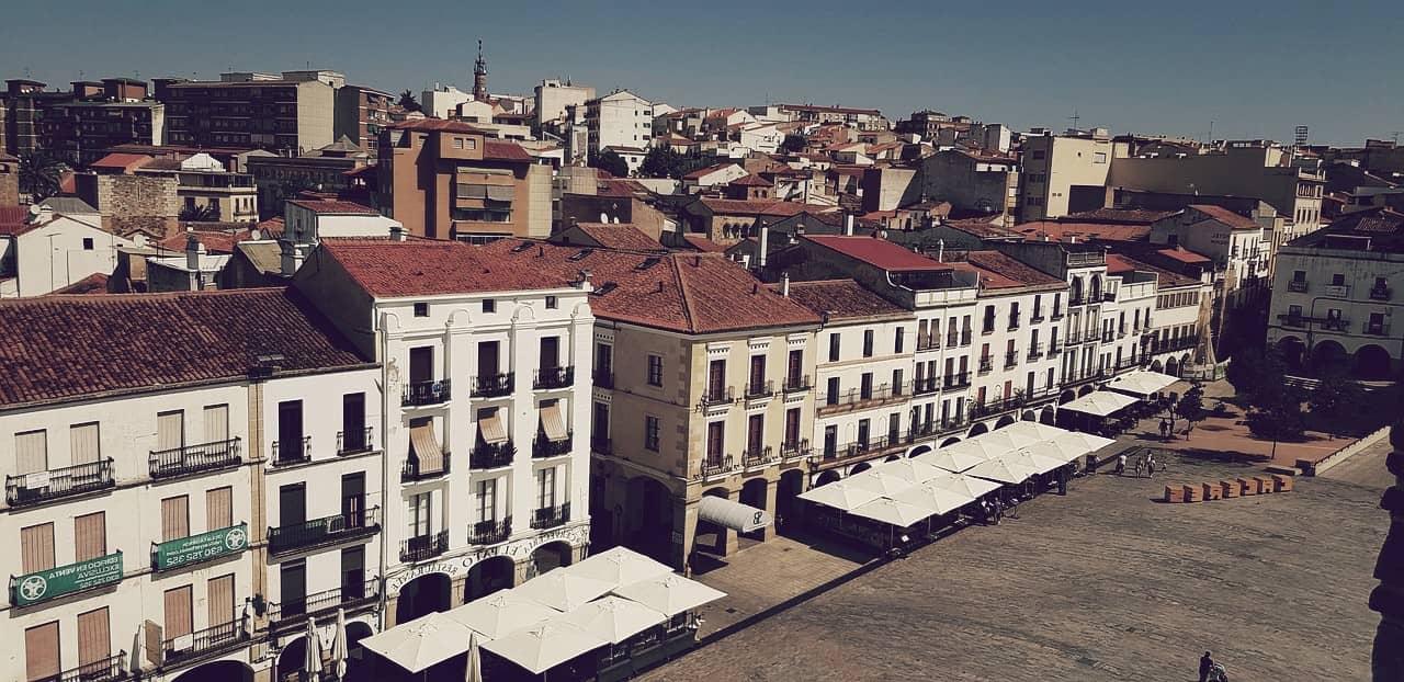 Cáceres, la segunda provincia más grande del territorio Español