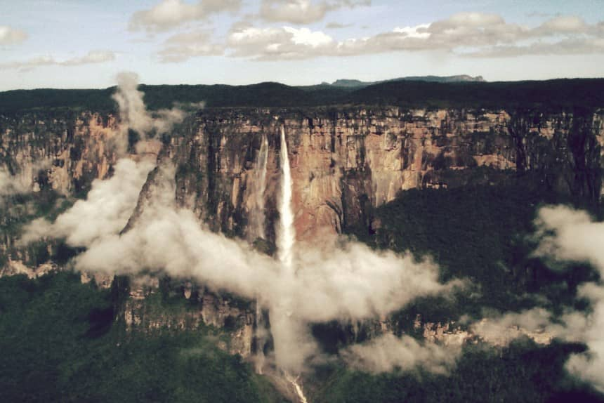 Salto del Tugela, la segunda catarata más grande del mundo