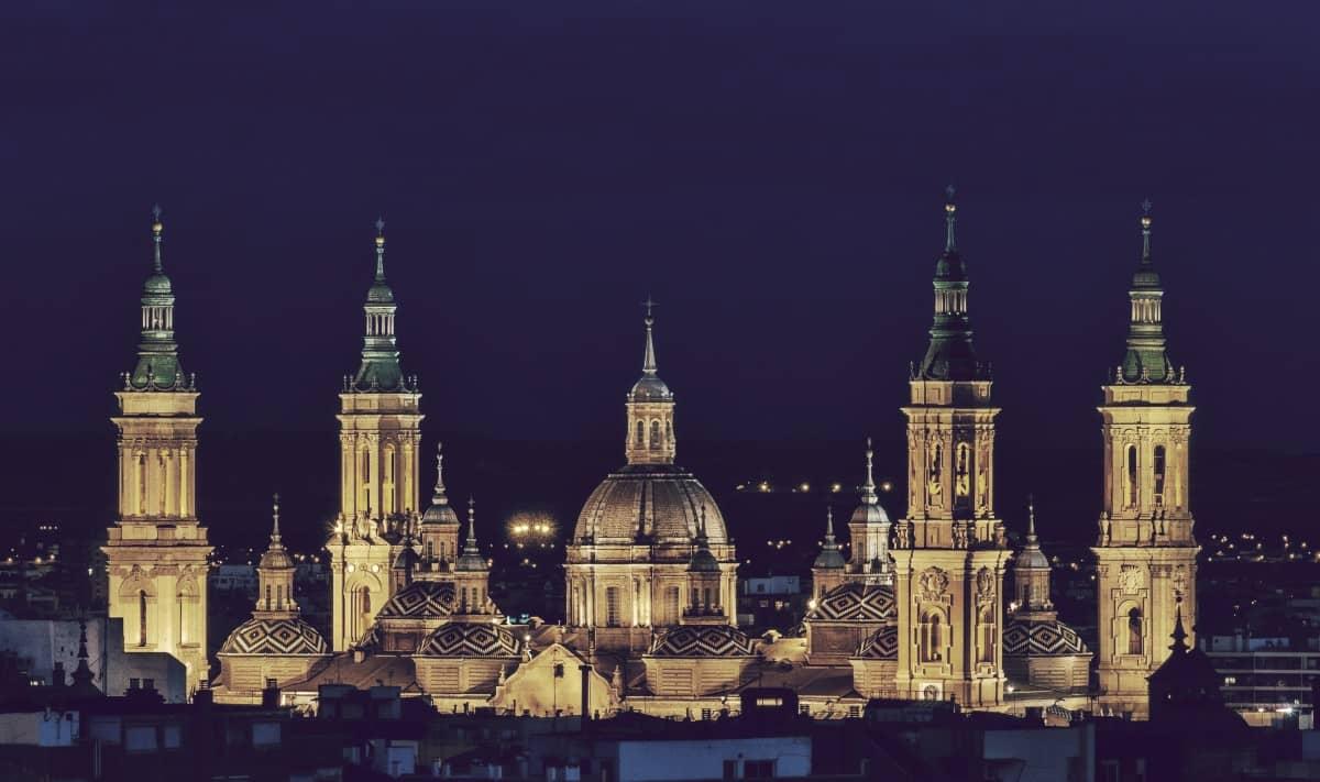 Iglesia de Nuestra Señora del Pilar de Zaragoza