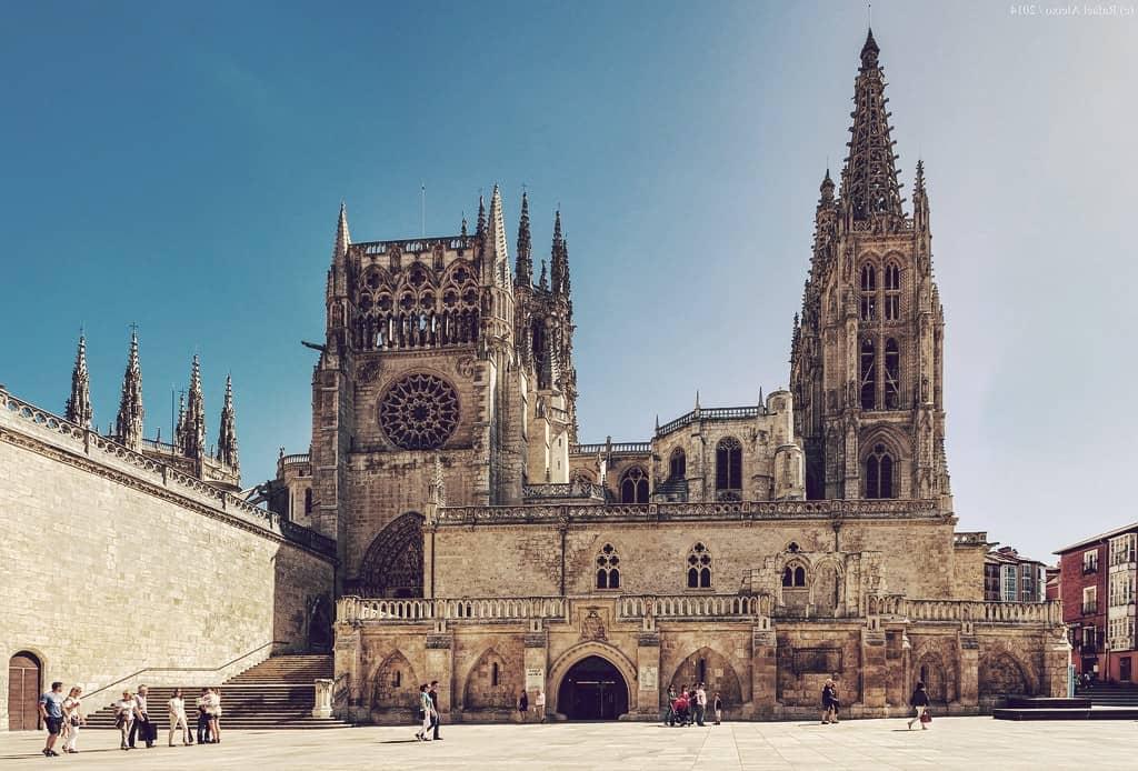 Iglesia catedral de Burgos