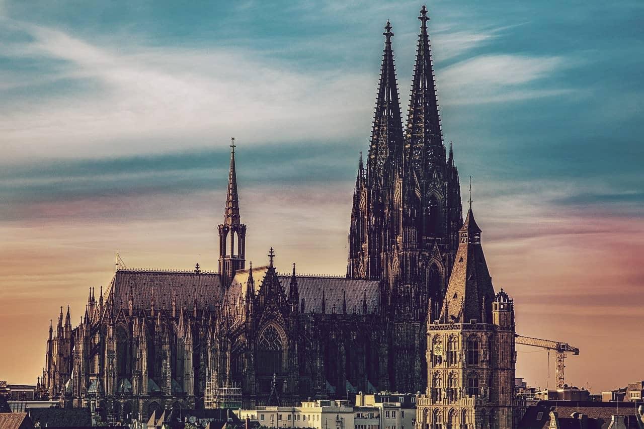 Catedral de Colonia, la segunda más grande del mundo