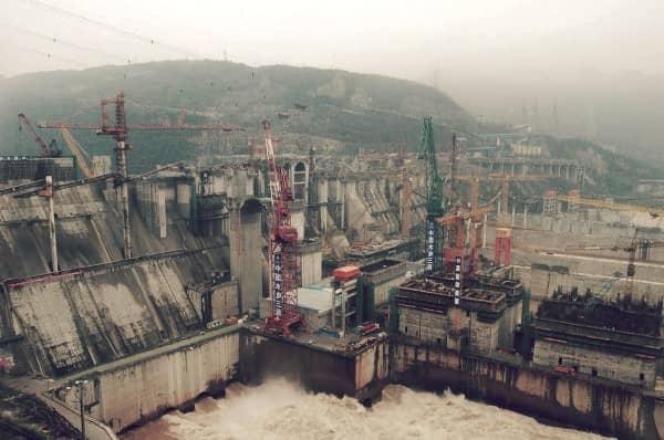Hidroeléctrica Xiluodu