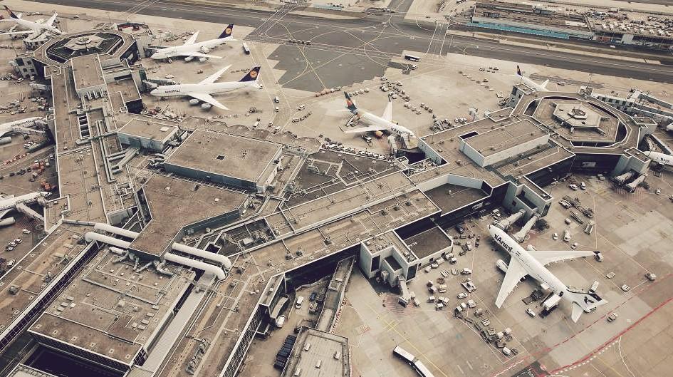 Aeropuerto de Fráncfort del Meno