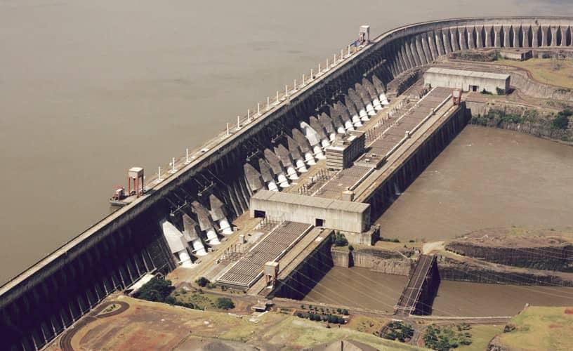 Central Hidroeléctrica Itaipu, la segunda más grande del mundo