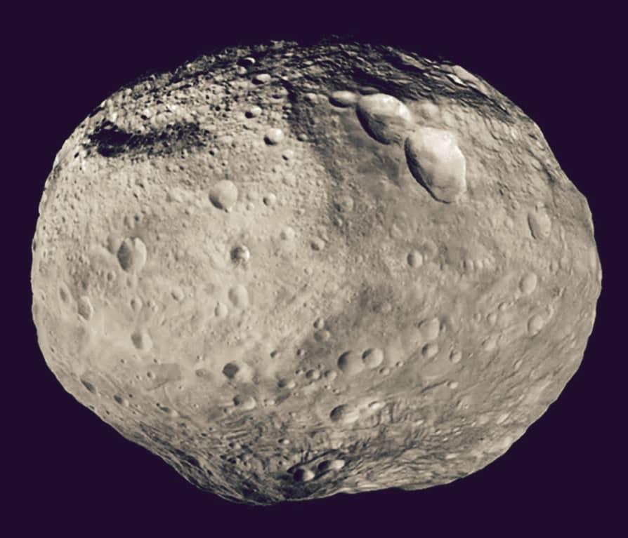 Asteroide Hygiea 10