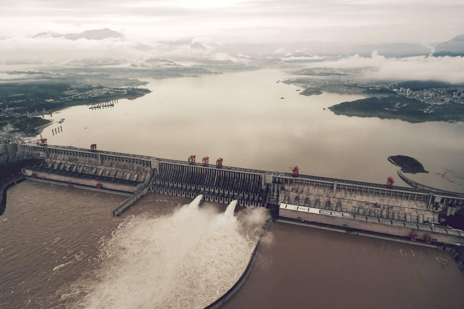 Las Tres Gargantas, la hidroeléctrica más grande del mundo