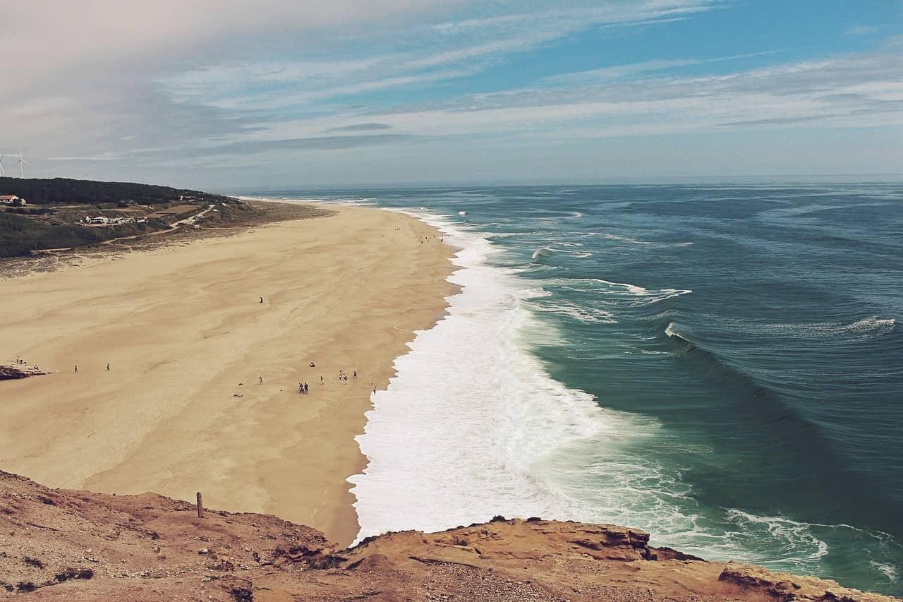 Nazaré, la ola más grande del mundo