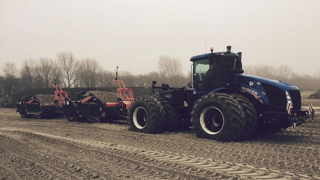 Tractor New Holland T9 700
