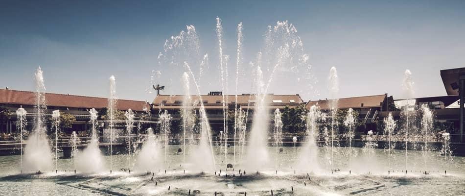Parquesur, Leganés (Madrid), uno de los centros comerciales más grandes de Madrid y España