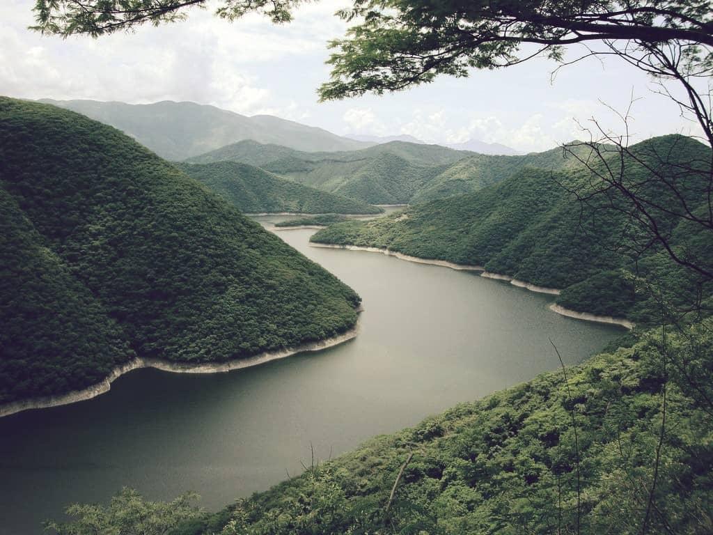 Río Balsas, el segundo río más grande de México