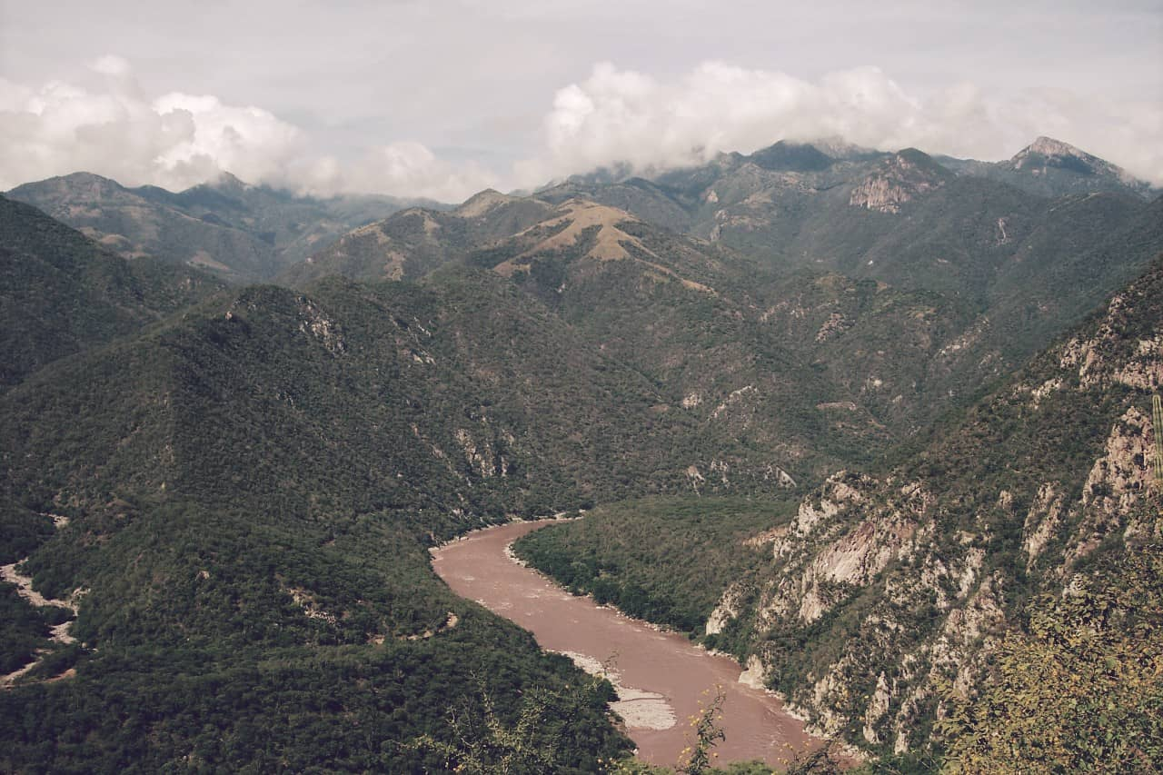 Río Grande de Santiago