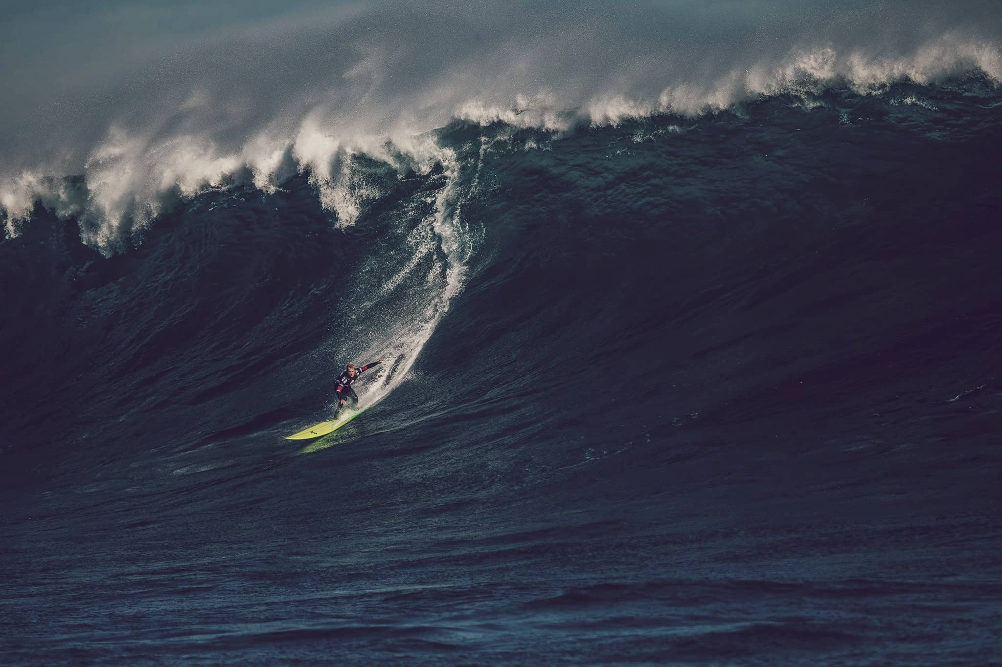 Todos Santos, la segunda ola más grande del mundo