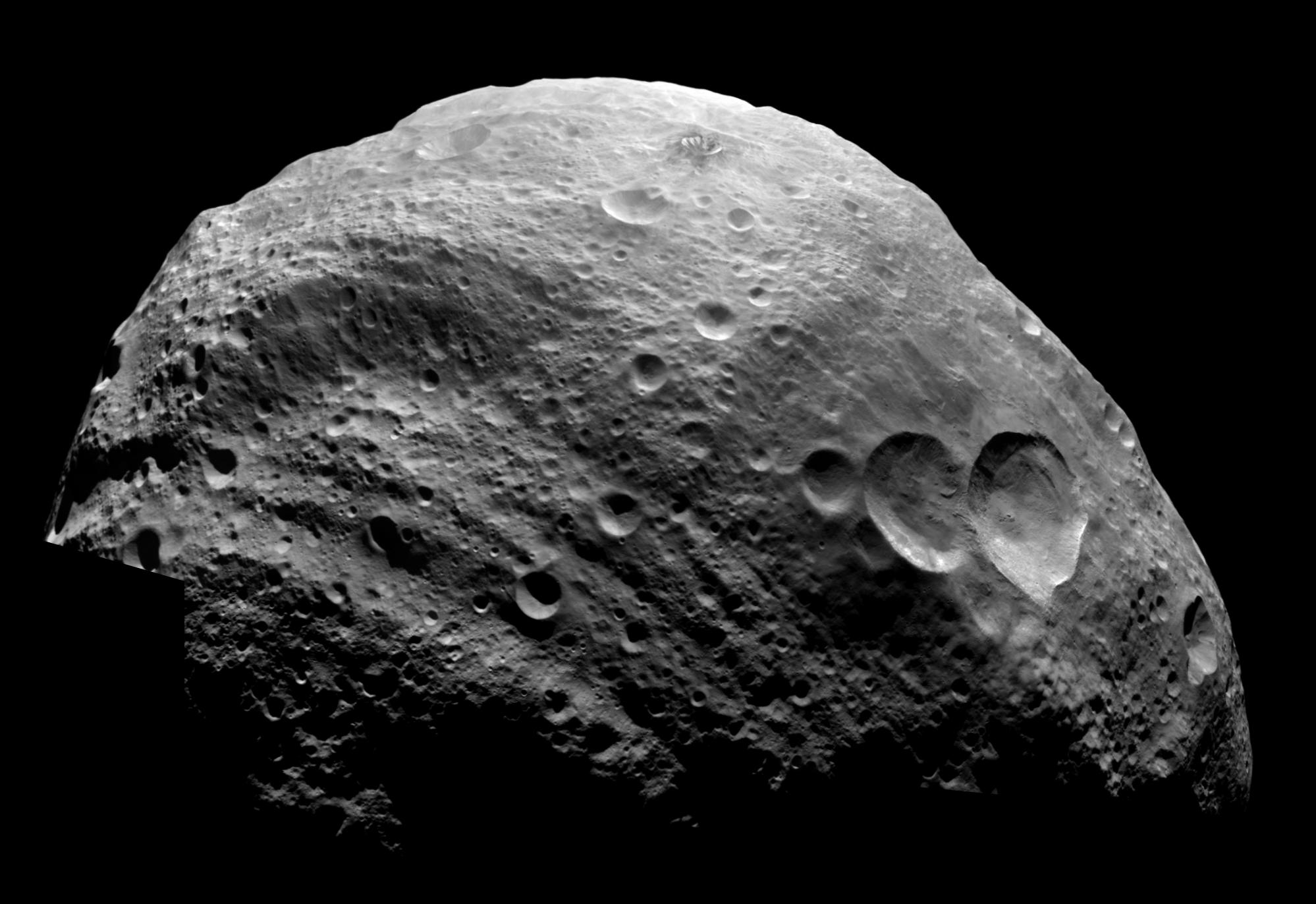 Asteroide Vesta 4, el segundo más grande del universo