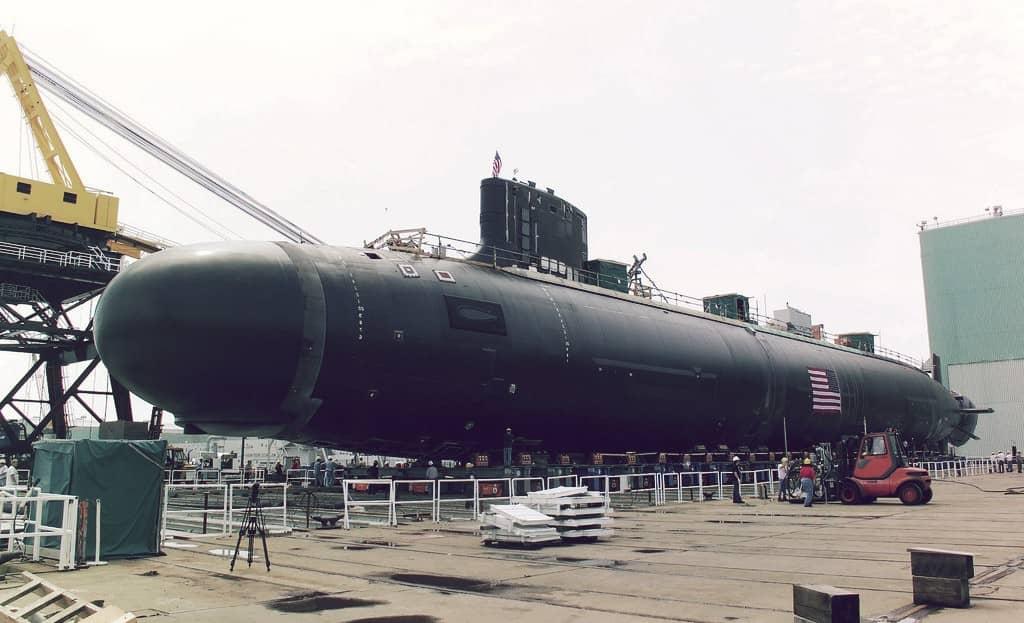 Submarino Virginia