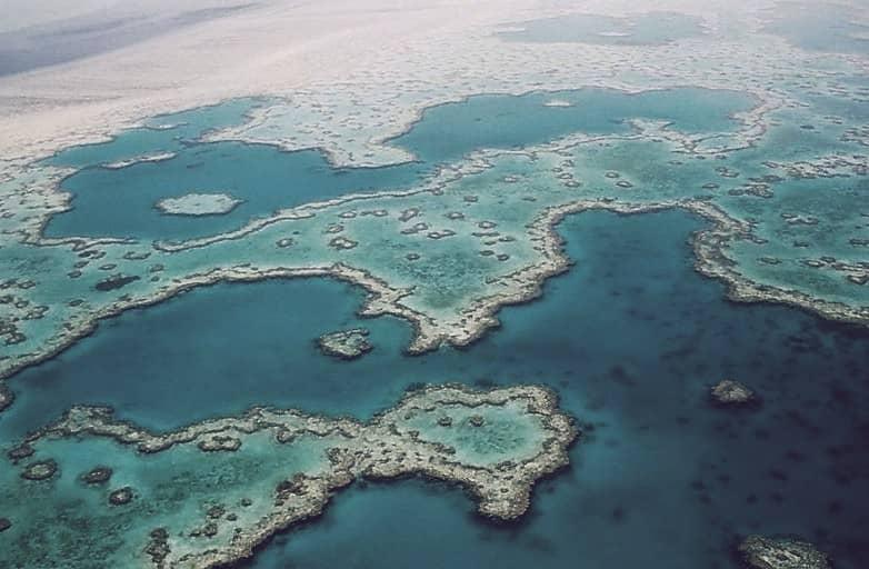 Parque nacional marino de la Gran Barrera de Coral