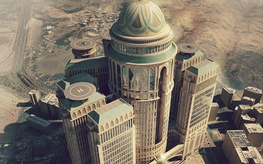 Abraj Kudai, el hotel más grande del mundo