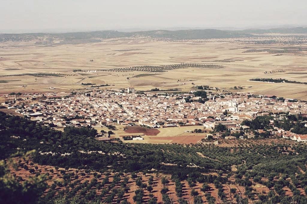 Término municipal de Almodóvar del Campo