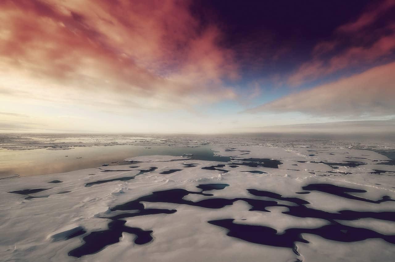 El desierto de la Antártida, el más grande del mundo