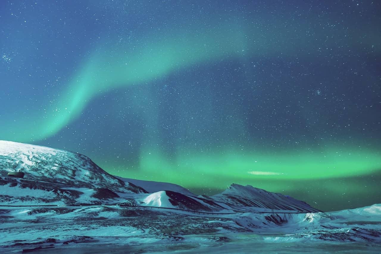 Desierto Ártico, el segundo más grande del mundo
