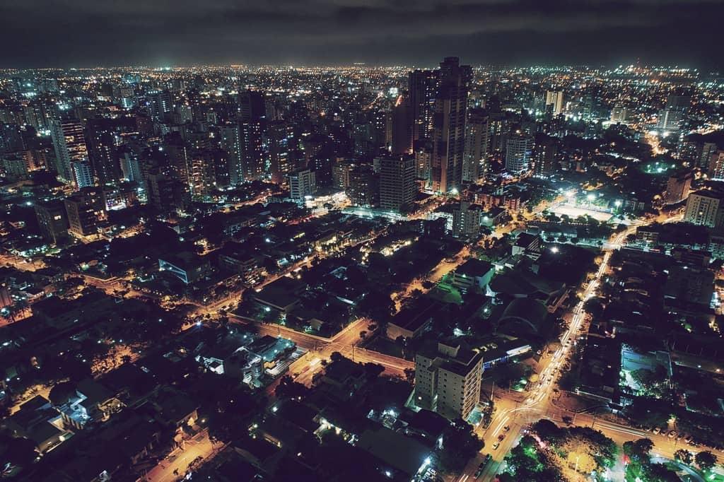 Ciudad de Barranquilla, la 4rta más grande de Colombia