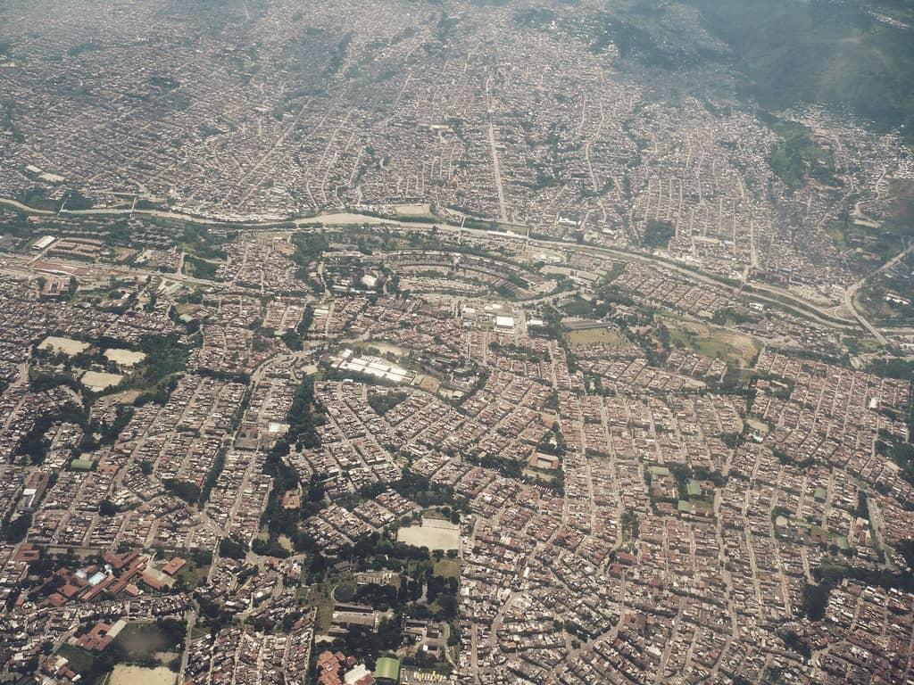 La ciudad de Bello, la más pequeña de entre todas las ciudades más grandes de Colombia