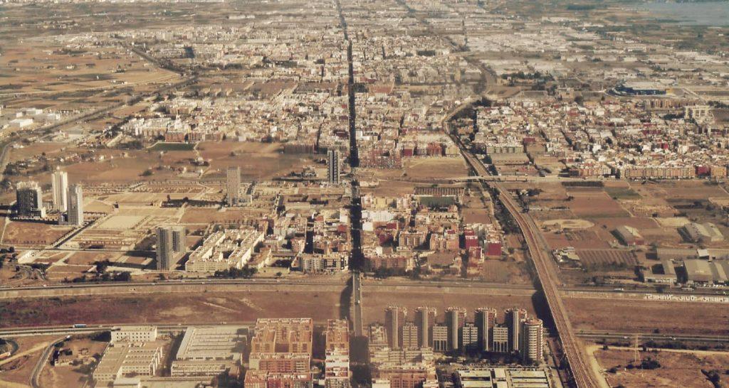 Pueblo de Benetússer, el cuarto más grande de España