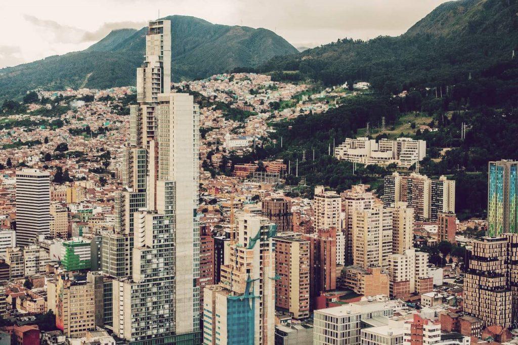 Bogotá, la ciudad más grande de Colombia