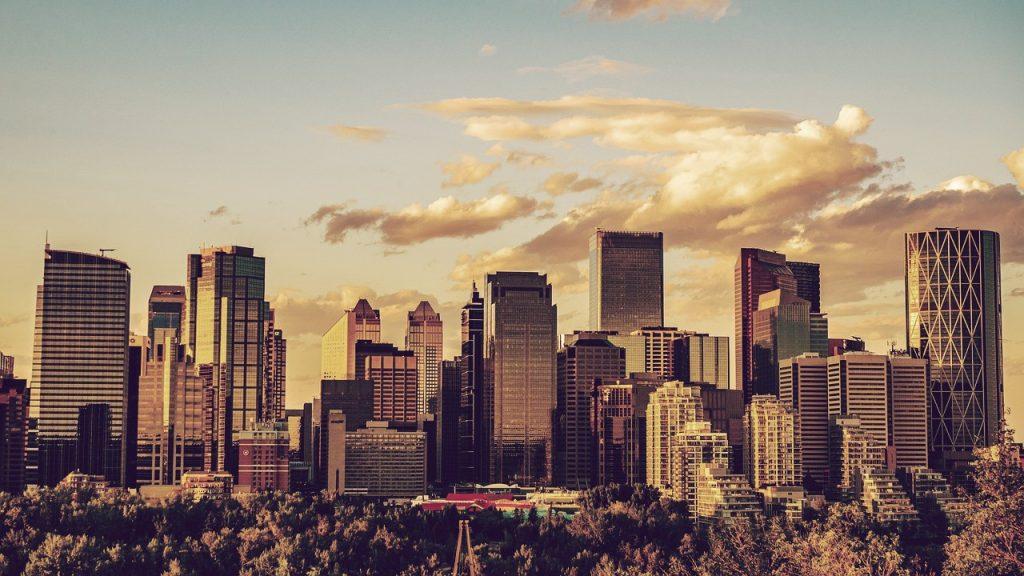 Ciudad de Calgary