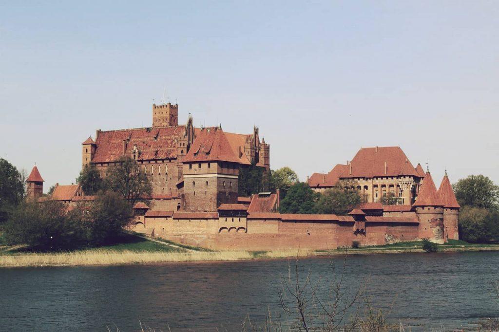 Castillo de Malbork, el más grande del mundo