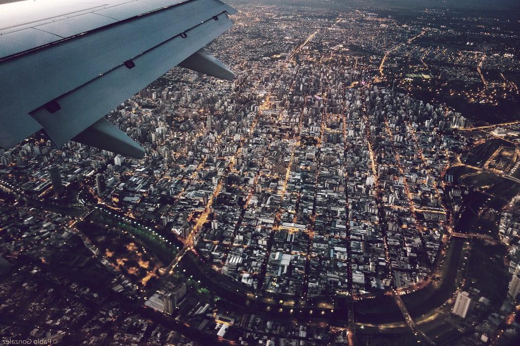 Ciudad de Córdoba, una de las más grandes de Argentina