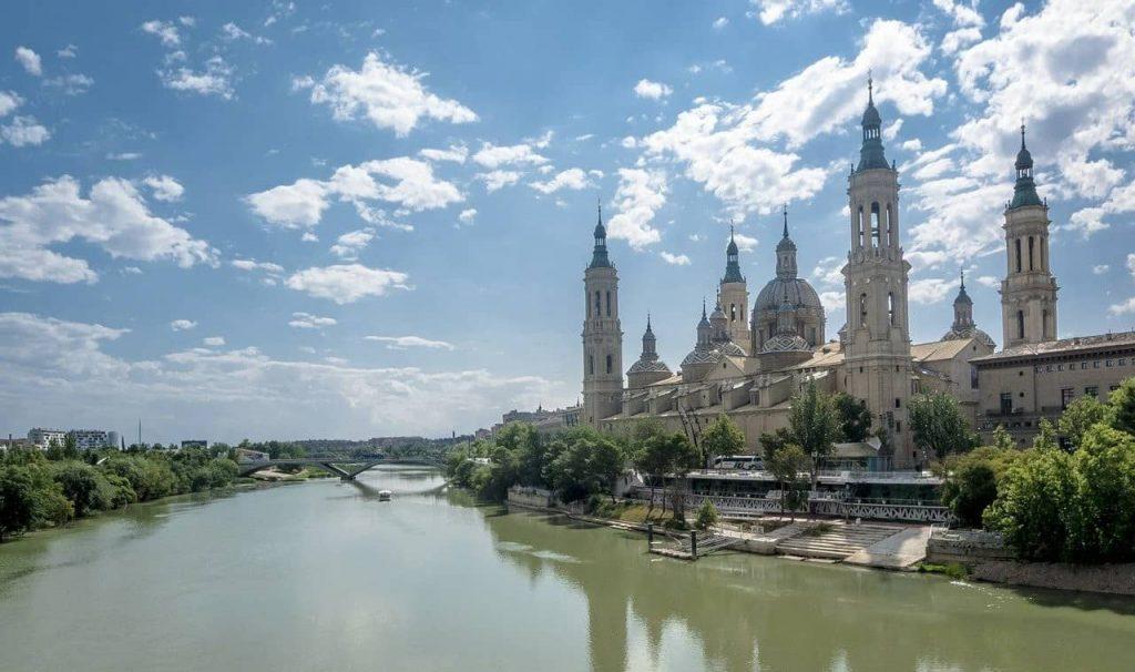 Río Ebro, uno de los más grandes de España