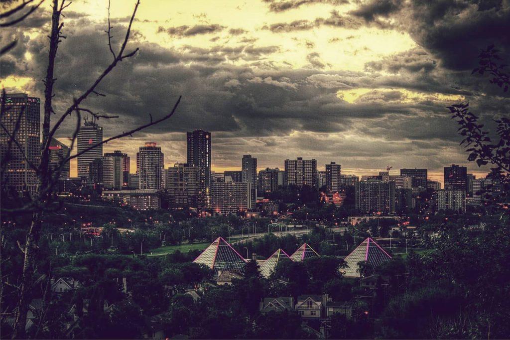Ciudad de Edmonton