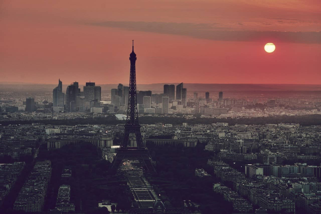 Francia, la economía más grande de Europa