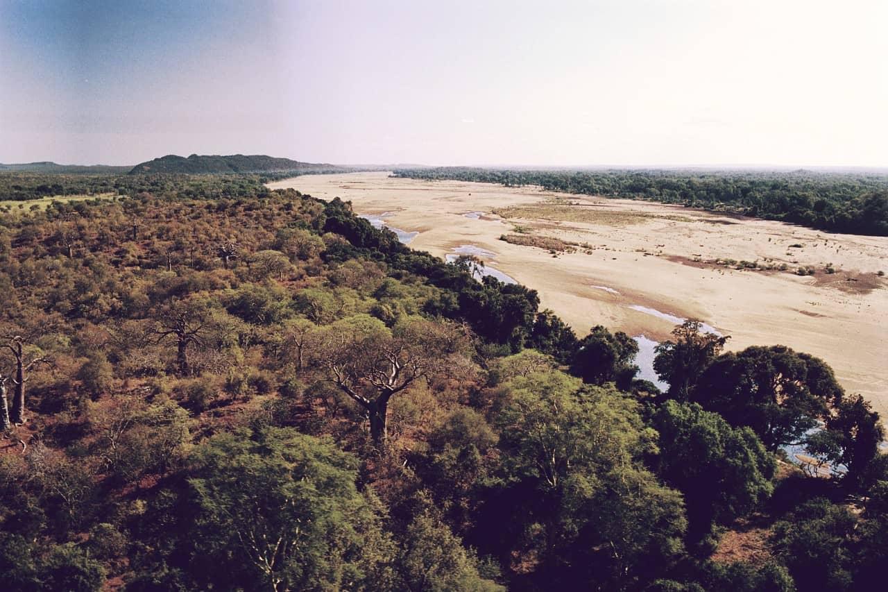 Parque nacional transfronterizo del Gran Limpopo