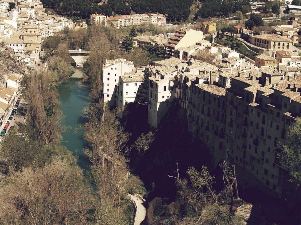 Río Júcar, el sexto más grande de España