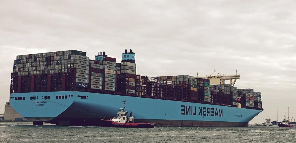 Buque Madrid Maersk