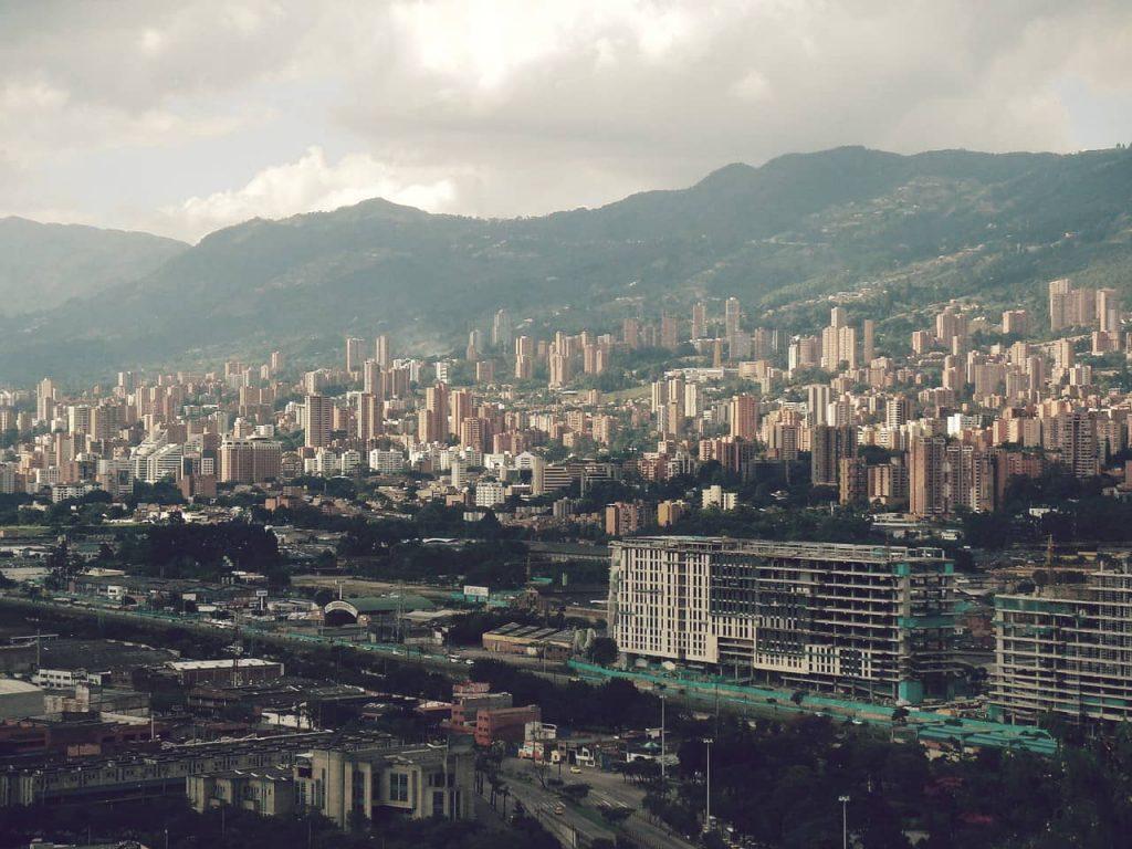 Medellín, la segunda ciudad más grande de Colombia
