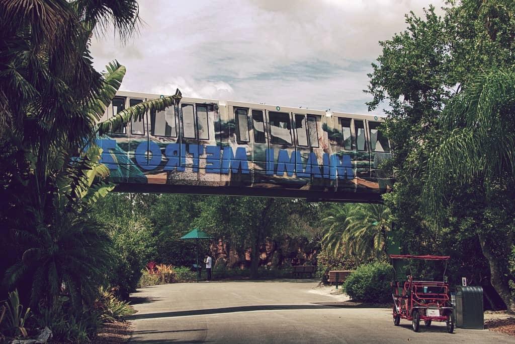 Zoológico de Miami, uno de los más grandes de EEUU